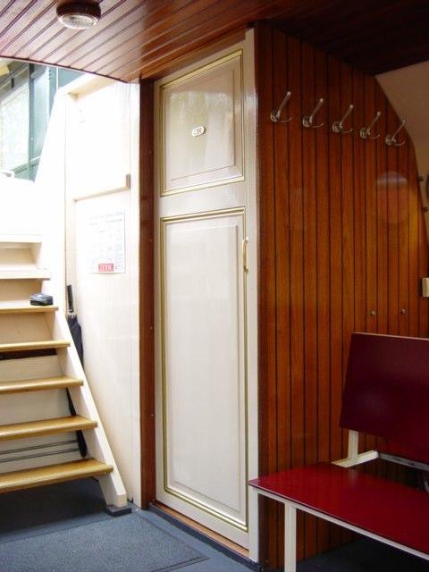 Interieur Smidtje (toilet)